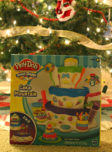 Hot Hasbro Toys: Play-Doh Sweet Shoppe Came Mountain Playset