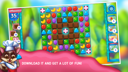 Candy Cookie Shop screenshot 9