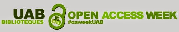 Open Access Week UAB