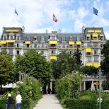 Lausanne in Gruyeres, Fribourg, Switzerland