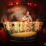 Tropicalbeachparty feesttent Rottum