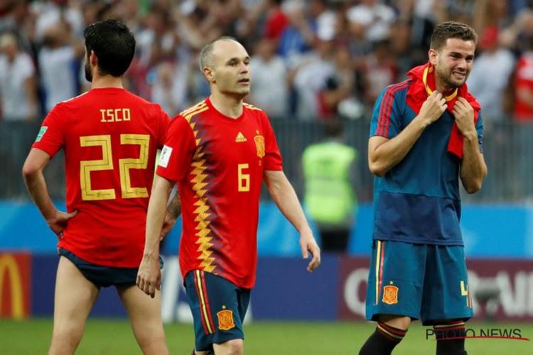 Andres Iniesta en drie andere ervaren rotten opgenomen in Spaanse preselectie voor Olympische Spelen