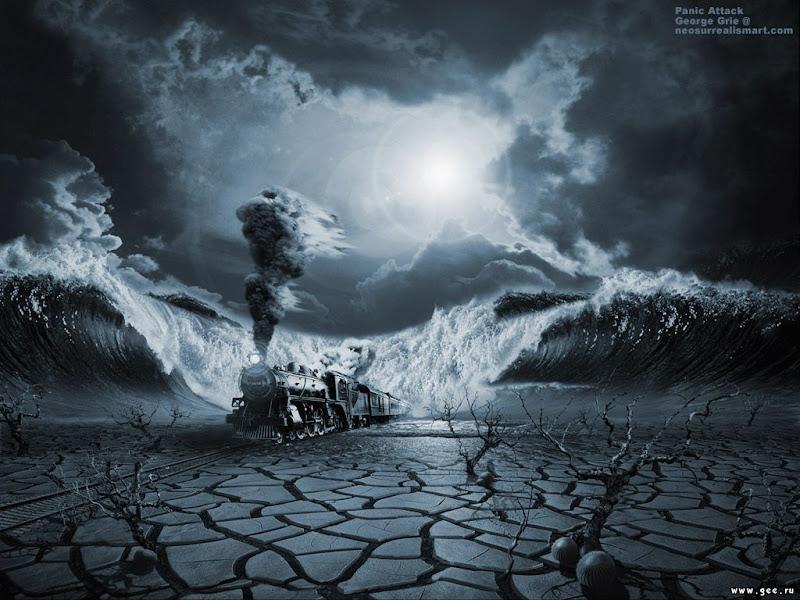Weird Lands Of Deep 3, Magical Landscapes 4