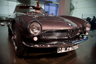 BMW Museum - Munich