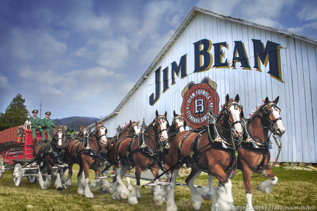 Anheuser-Busch & Jim Beam Announce New Beer & Marketing Collaboration