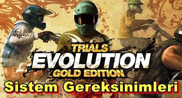 Trails Evolution: Gold Edition PC Sistem Gereksinimleri