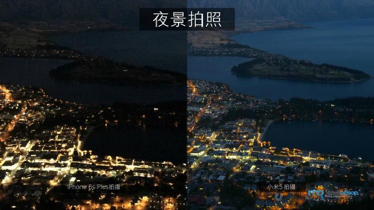 Xiaomi Mi5 and iPhone 6S Plus
