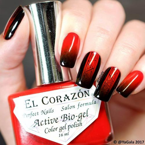 Hottest Red Nails For Woman 2018 2