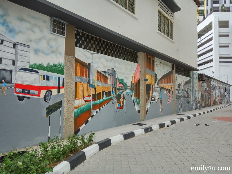 Newest Ipoh Wall Murals