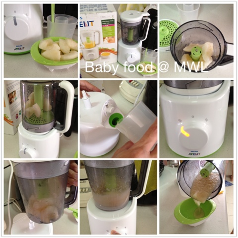 Philips avent 2 in 1 blender steamer pilihan online terbaik.