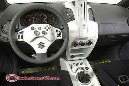 Interior Mobil Suzuki