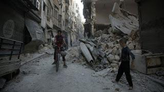 Syrie : trêve en sursis après des raids contre l'armée et sur Alep