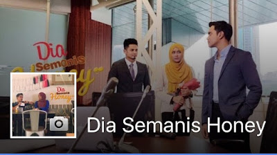 Dia Semanis Honey Episod 5 , 6 , 7 , 8