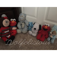 Photo of Stuffed Animals