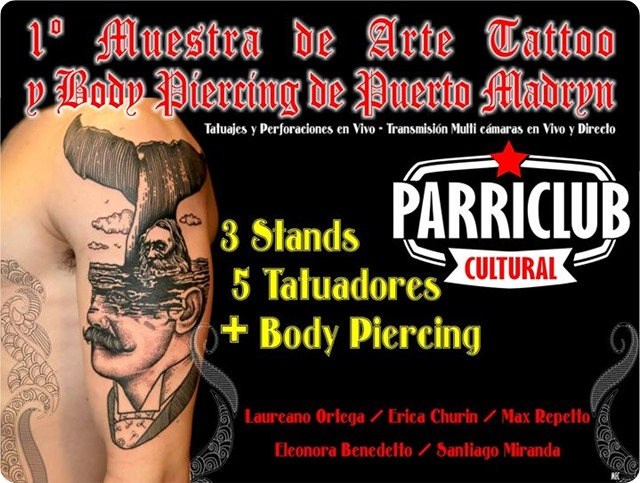 tattoo puerto madryn