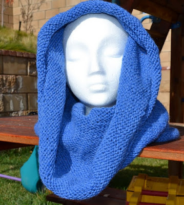 Denim Cowl