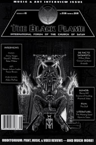 Cover of Various Authors's Book The Black Flame (Issue 16,2005)