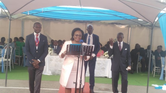 CAMTEL GM Awarded For House-Cleansing Reforms, Outstanding Achievement