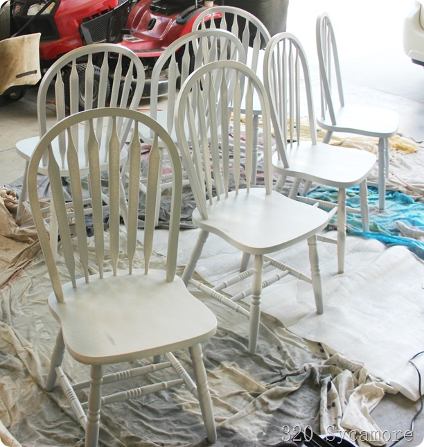 chairs with primer