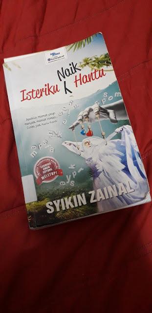 Isteriku Naik Hantu oleh Syikin Zainal