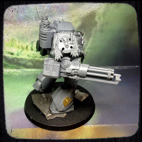 Contemptor Dreadnought Conversion