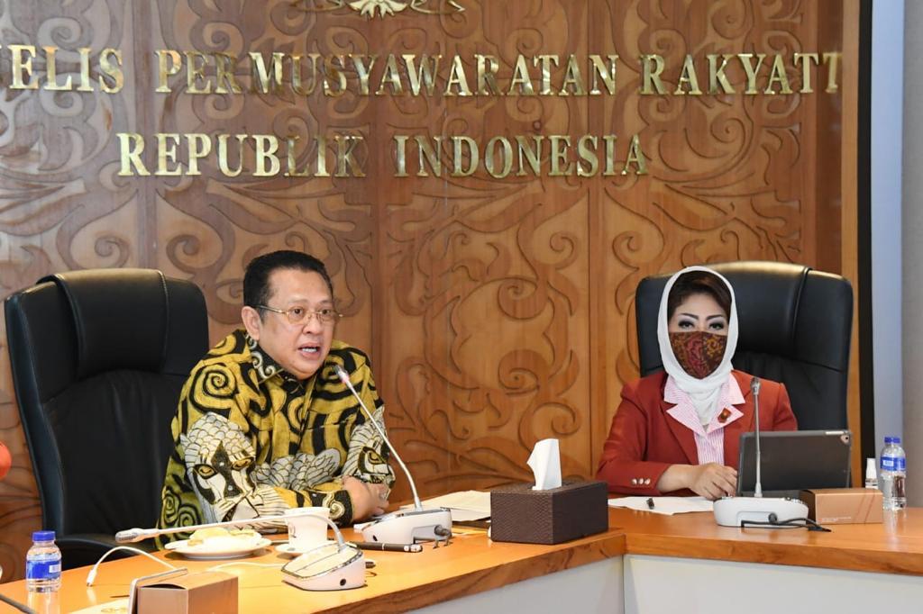 Ketua MPR RI : Pemberdayaan Perempuan Bagian Peningkatan Kualitas Generasi Bangsa
