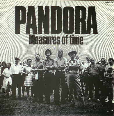 Pandora ~ 1974 ~ Measures of Time