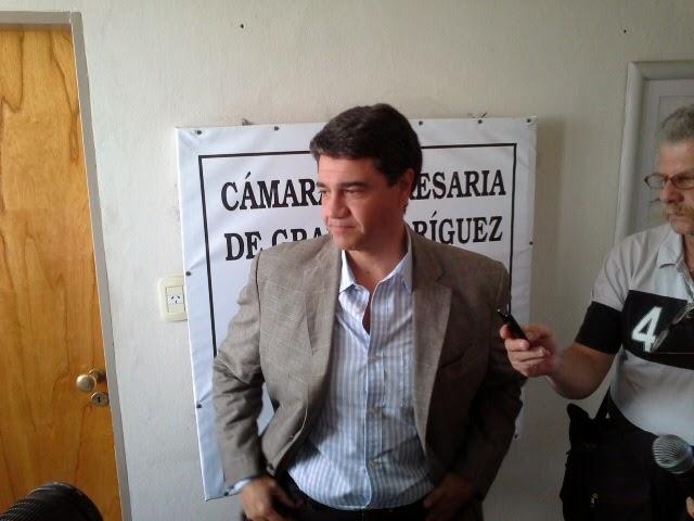 Jorge Macri pasó por Rodríguez:
