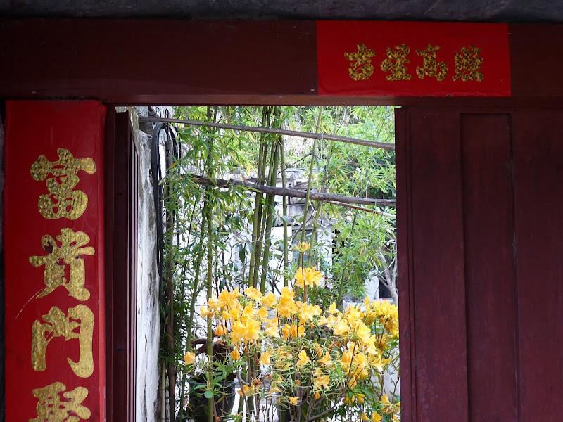 Chine. Yunnan Dali .En vélo vers le lac ERHAI - P1170819.JPG