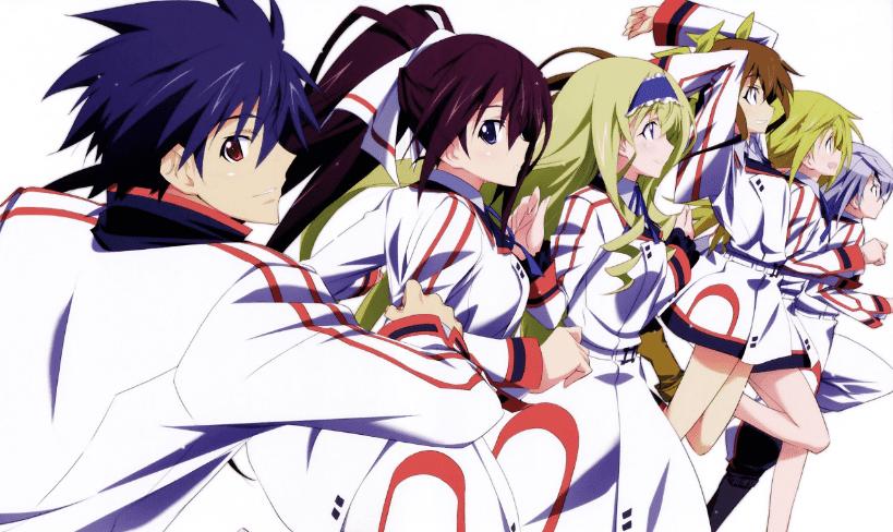 Rekomendasi Anime Action School Terbaik 25 Rekomendasi Anime Action School Terbaik Pilihan Fans