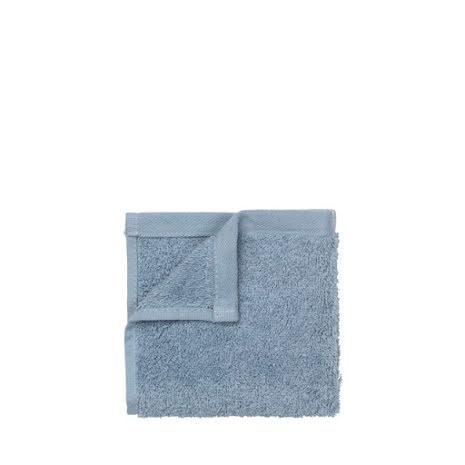 RIVA, Set/4 Gästhanddukar 30x30 cm, Ashley Blue