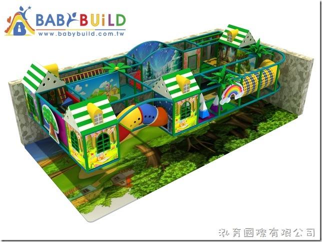 BabyBuild 3D泡管遊具