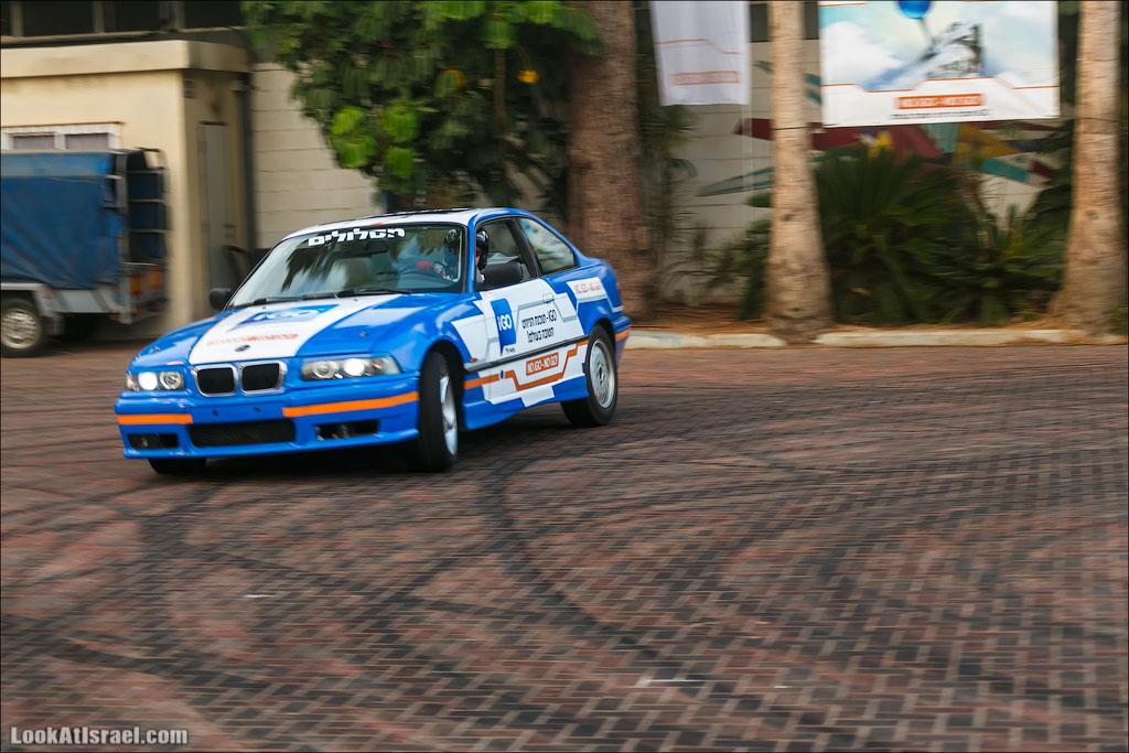 Тель Авивский дрифт на Automotor 2013 | LookAtIsrael.com - Фотографии Израиля и не только...
