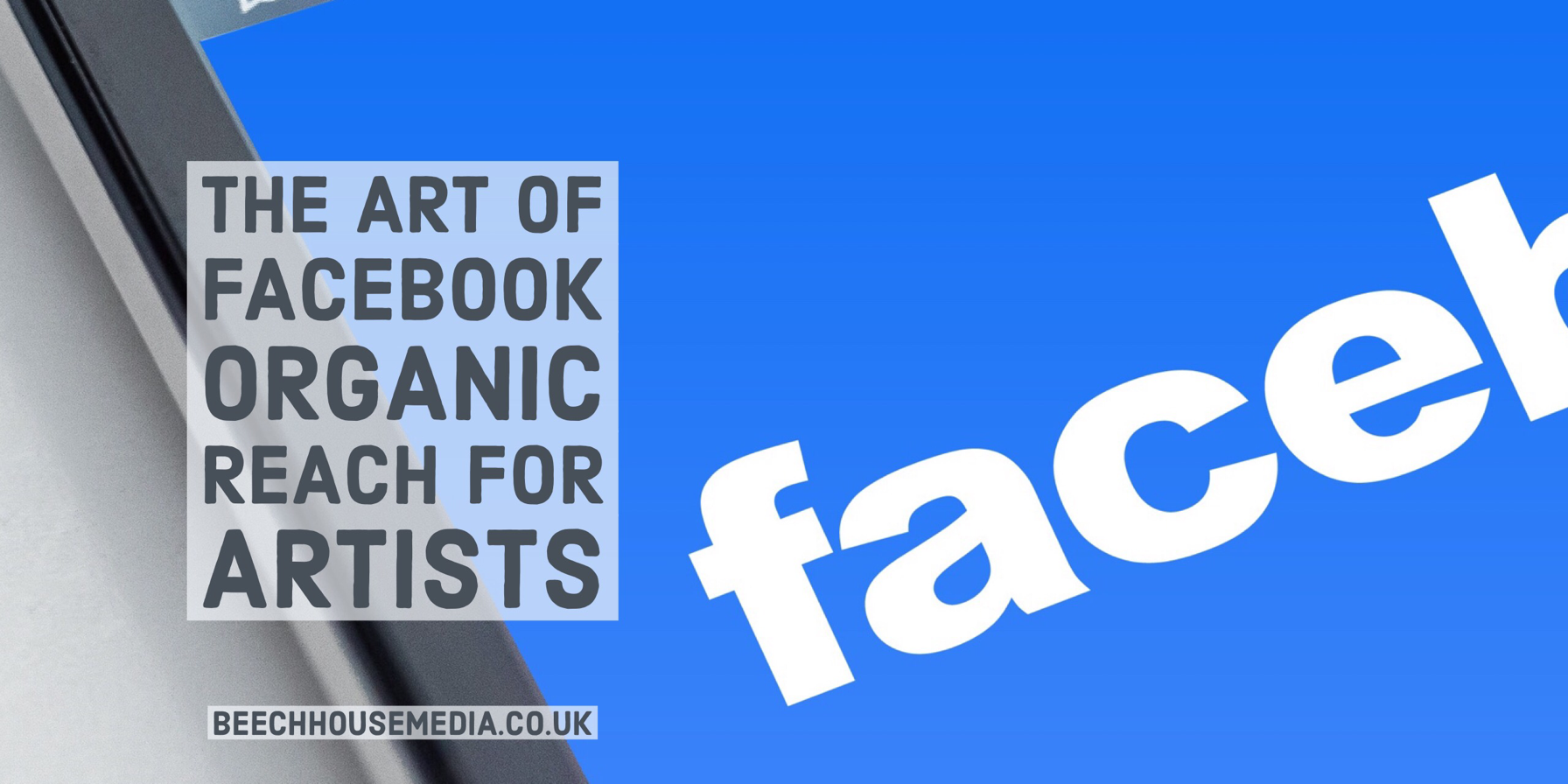 the Art of Facebook Organic Reach for Artists