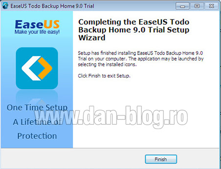 EaseUS Todo Backup Home 05 EaseUS Todo Backup   Review