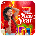 New Year Photo Editor   New Year Photo Frame icon