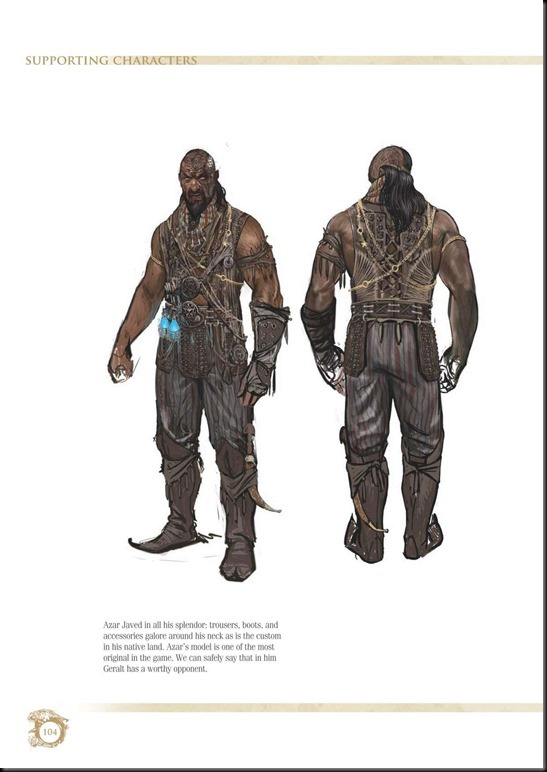 The Witcher (1) _ Artbook_816932-0105