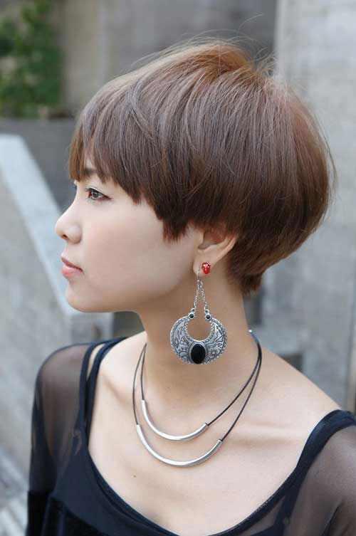 Korean Trendy Short Hairstyles 2016 2017 Style You 7