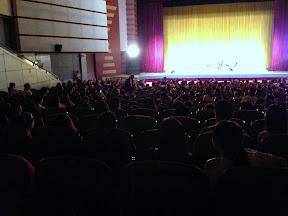 Guangzhou, first show of the China Tour 2013