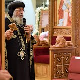His Holiness Pope Tawadros II visit to St. Mark LA - DSC_0184.JPG