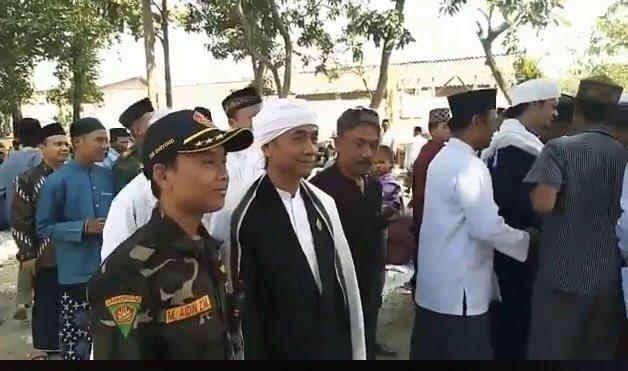 Viral, Beredar Video Banser Kawal Petinggi Sunda Empire
