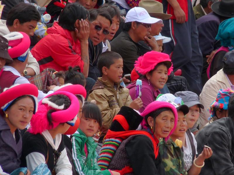 Chine. Yunnan.Shangri la Course hippique annuelle - P1250708.JPG
