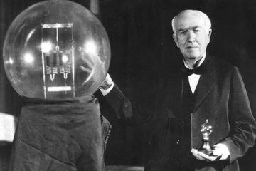 sejarah dan kontroversi penemu bola lampu pijar
