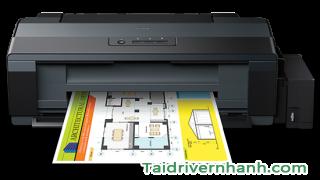 Cách download và cài đặt phần mềm máy in Epson L1300