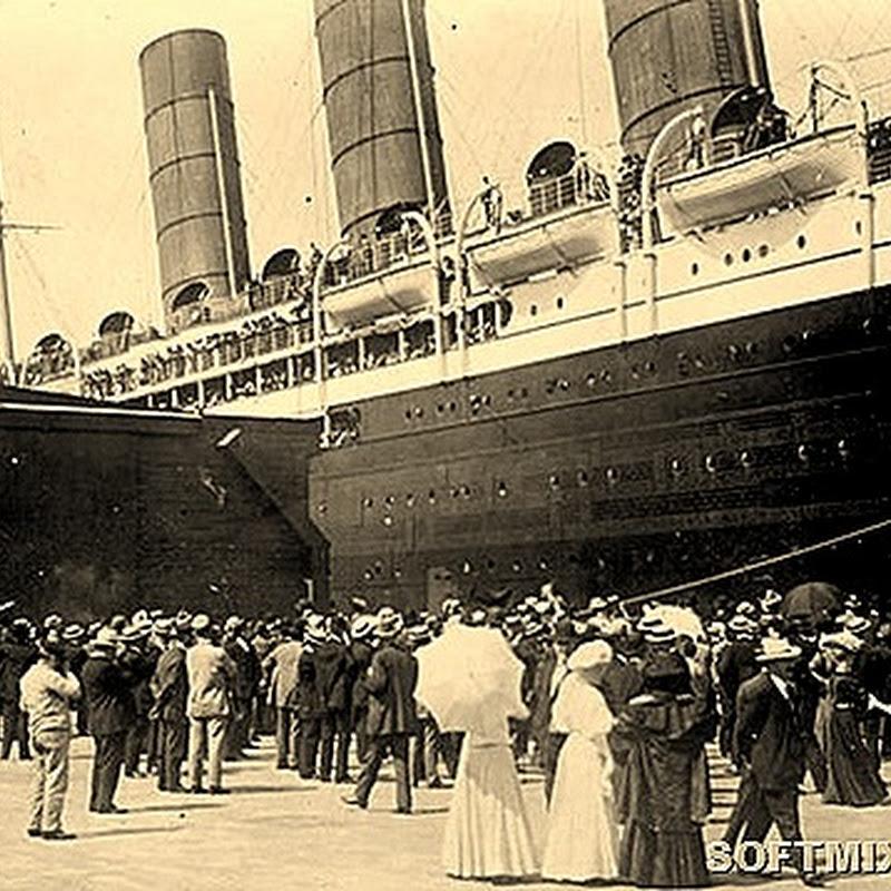 Запретный груз: что перевозил Титаник