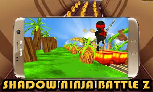 shadow ninja kick battle z - náhled