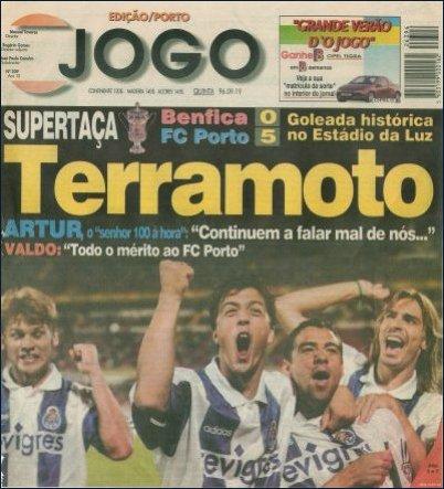 O Jogo: Terramoto