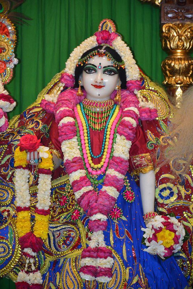 ISKCON Ujjain Deity Darshan 30 Mar 2016  (10)