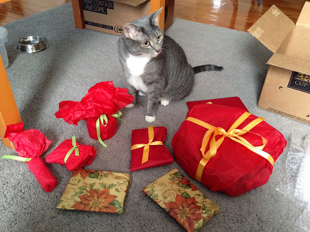presents kitty
