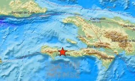 Ισχυρός σεισμός 7,2 Ρίχτερ στην Αϊτή - Προειδοποίηση για τσουνάμι - Κατέρρευσαν κτίρια